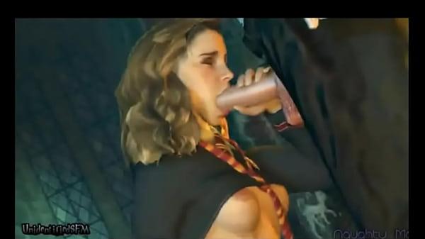 Hermione porn cum