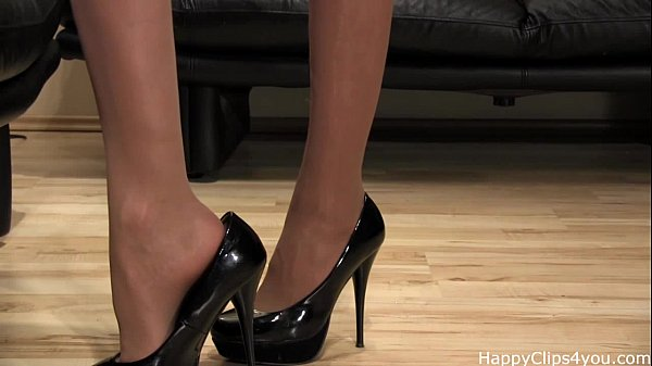 Female shoe domination video simply magnificent