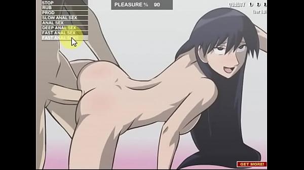 Sakaki anal sex funny games