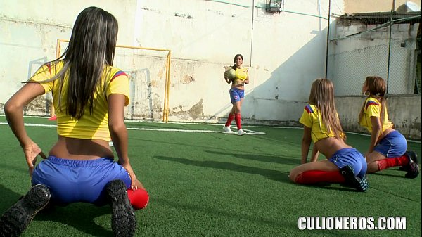 Soccer girls nude hot sexy
