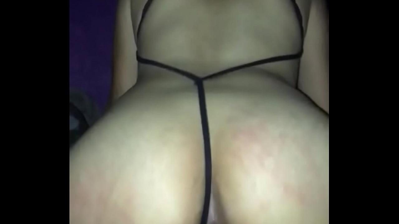 Sexy morenita cogible