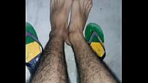 Hermosos pies de mí amor alejandro