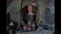 Watch Mandy's gets extreme treatment and double penetrated. preview