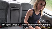 Young teens pussy tight fucked - Fake taxi's Thumb