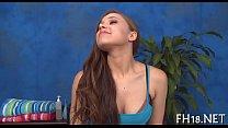 Sex massage clip scene Thumbnail
