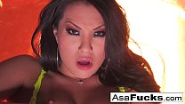 Asa Akira gets nude for you's Thumb