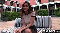 BANG Real Teen: Nina is Your Perfect Innocent College GIrl's Thumb
