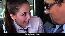Teen Seducing Daddy For Fun
