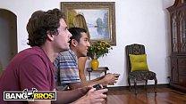 BANGBROS - Tyler Nixon Gets To Fuck His Buddy's...