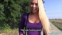 Big boobs girl foing sex for money's Thumb