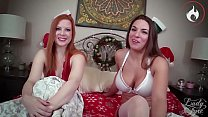 BTS Mallory Sierra and Lady Fyre