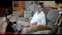 Watch Preggo granddaughter fucked by old man preview