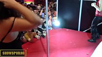 Watch Pamela y jesus sanchezx follando delante de mucho publico festival erotico de barcelona 2016 preview