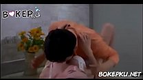 Watch Bokep pembantu korea cantik dikentot majikan preview