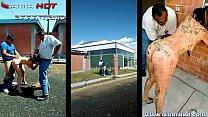 DANNA HOT LA TRATAN COMO PERRA BONDAGE - www.xxxmegaporn.com صورة