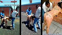 DANNA HOT SEXO Y HUMILLACIÓN EN PUBLICO BDSM صورة