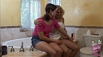Watch Emily Parker and Dana Devine Make Lesbian Fun preview