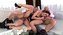 Watch Long-Haired Vixen Sophie Lynx Intensively Fucked Up Curvy Ass & Wet_Pussy preview