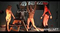 Mistress machine tortures pecker Thumbnail