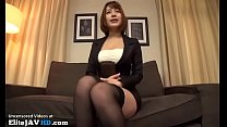 Jav beautiful secretary with big tits has sex i...