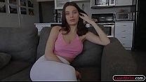Hot ass stepsis Lana Rhoades gets banged by fat hard dick's Thumb
