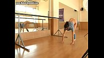 Young ballerina from Russia shows the most flexible exercises right in front of the camera! Professional ballerina and gymnast naked! Professional ballerinas and gymnast girls from flexyteens.com Thumbnail