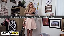 BANGBROS - Before She Became Famous, She Auditioned For Us's Thumb