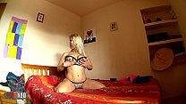 Hot Webcam of blonde slut