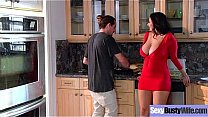Busty Horny Housewife (Ava Addams) Enjoy Hard Style Sex Action movie-10's Thumb