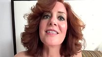 Watch Redhead Mom seduces Son preview