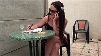 Petite etudiante francaise rasta grave defoncee...
