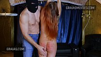 Slave slut with firm tits punished Thumbnail
