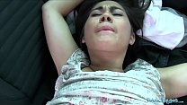 Public Agent Asian cutie fucked by a stranger for money's Thumb