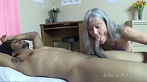 Milf Massages Young Man to Orgasm PREVIEW Thumbnail