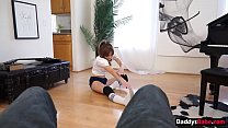 Watch Dad fuck fit daughter preview