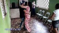 رقص بنت نار وبعبيص صورة