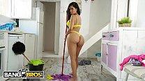BANGBROS - Latina Housekeeper With Big Ass Take...