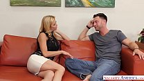 Watch Cougar gets creampied: Alexis Fawx on Naughty America preview