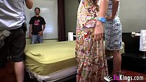 Cuckold scene watched by girl from Reality TV S...