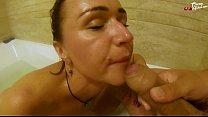 Sexy Wife Deep Sucking Big Cock and Anal Fuckin...