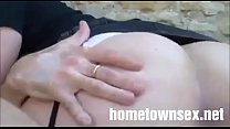 Sexy Pawg Getting_Fucked Outside Thumbnail