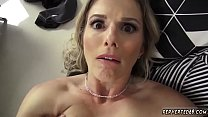 Hairy french milf Cory Chase friend's sister ca...