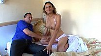 Watch Slut pregnant six months exhib in a hotel! French amateur preview
