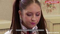 LETSDOEIT - #Rebecca Volpetti - Romanian Colleg...
