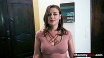 Watch Slutty milf mom blows her stepson preview