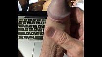 Big Cock Masturbation to Gina Gerson