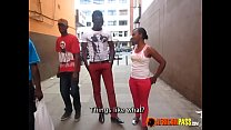Real African Amateur Black Couple Thumbnail
