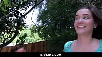 Young Small Tits Girls Alaina Kristar And Gia Paige Save Tree By Fucking Construction Guy Logan Pierce's Thumb