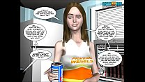 Watch 3D Comic: The Chaperone. Episode 5 preview