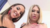 LEGALPORNO FULL SCENE - Amirah Adara & Lucy Hea...